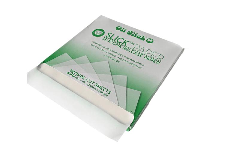Dabs Aufbewahren oder Rosin Pressen mit dem Oil Slick Paper