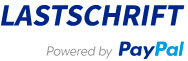 Lastschrift powered by Paypal Plus